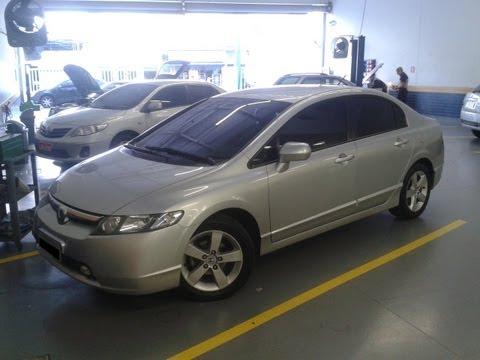 Minha avaliação do Honda Civic LXS 1.8 16v Flex 2008