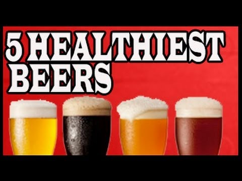 Top 5 Healthiest Beers for Smart Drinkers