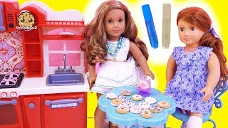 Dream Donuts - Clay Food Do It Yourself Craft Kit Cookie Swirl C Toy Video