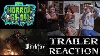 """Witchfire"" 2018 Video Game Trailer Reaction - The Horror Show"