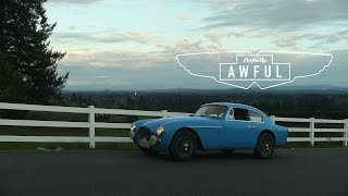 This 1957 Aston Martin MK III Prototype is Perfectly Awful
