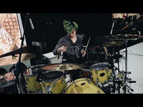 GIGI - Pintu Sorga (Live) [Drumcam] Bounty Ramdhan