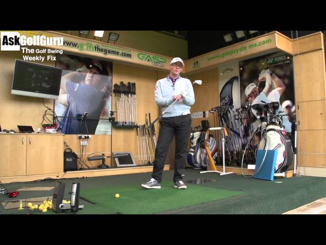 The Golf Swing Weekly Fix Hip Spin and Fitness