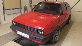 Volkswagen Golf Mk2 VR6 - Пропала мощность