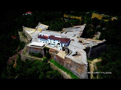 Forte de São Filipe com Dji Mavic Pro 4K UHD