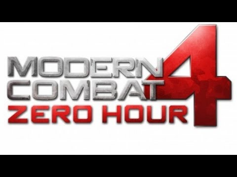 Modern Combat 4 -  Zero Hour | Recording | with In game sounds