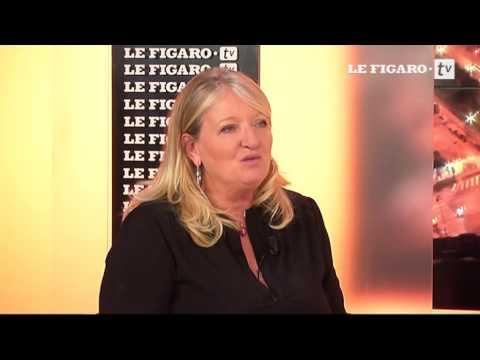 Charlotte de Turckheim trouve «minable» le livre de Valérie Trierweiler