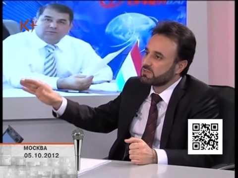 Умарали Куватов. Интервью 05.10.2012 / kplustv