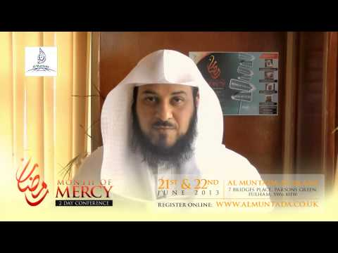 muhammad arifi - month of mercy
