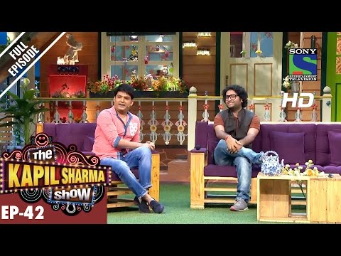 The Kapil Sharma Show -दी कपिल शर्मा शो-Ep-42-Arijit Singh in Kapil's Show–11th Sep 2016 thumbnail