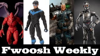 Weekly! Star Wars, Cable, Deadpool, DC Multiverse, Ghosts 'n Goblins, and a Hand?