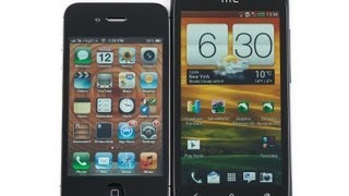 HTC One S vs Apple iPhone 4S