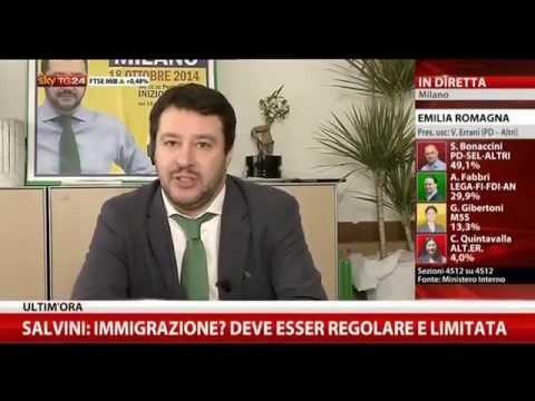 EMILIA ROMAGNA - Lega Nord alternativa a Renzi, grande successo in Emilia Romagna