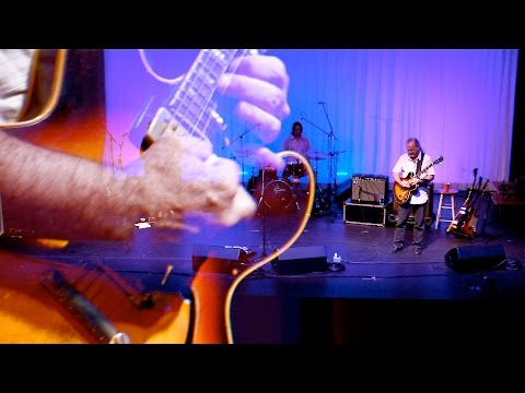 Tinsley Ellis - A Quitter Never Wins - Live at Dekalb Theatre