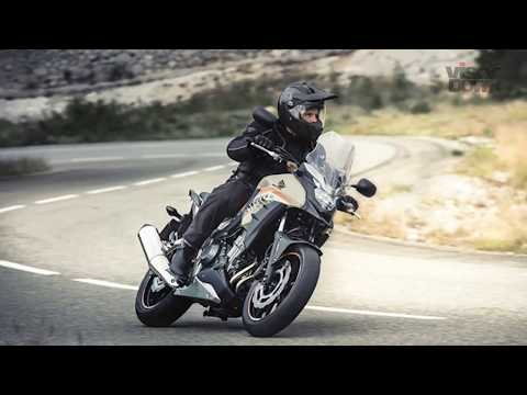 Honda CB500X Review Road Test   Visordown Motorcycle Reviews
