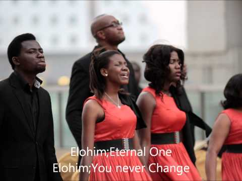 Elohim -nathaniel Bassey video