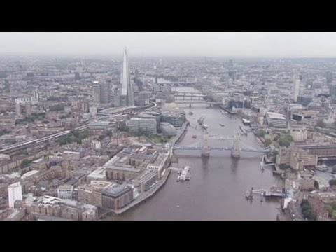 UK's tallest building The Shard opens to the public