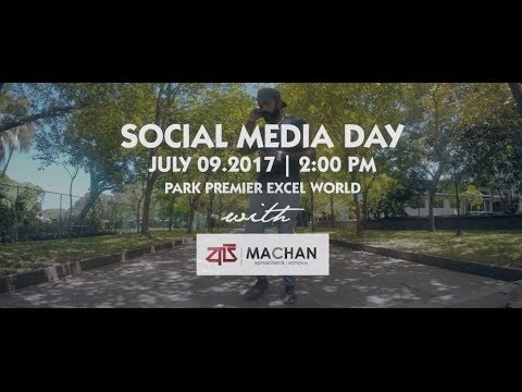 Api Machan At Social Media Day 2017