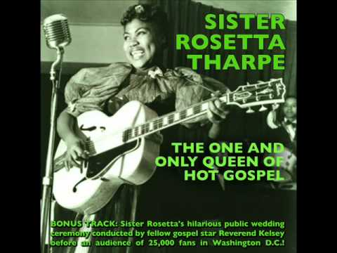 URCD242 SISTER ROSETTA THARPE Use Me Lord - The One and Only Queen of Hot Gospel