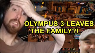 ASMONGOLD FACES AN UPRISING FROM OLYMPUS 3 AND HIS VIEWERS?!