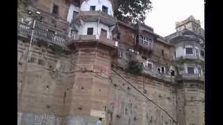Varanasi Ganga Ghats - Film & Serial Shooting Location (Spot) in Kashi (Banaras)