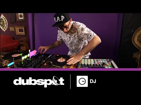 DJ Shiftee - 'Let It Be Known' Pt. 1: The Routine w/ Native Instruments Traktor and Maschine