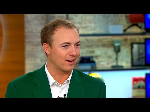 Jordan Spieth on Masters win, rivals and inspirational sister