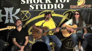 "Rebelution - ""Feeling Alright"" acoustic"