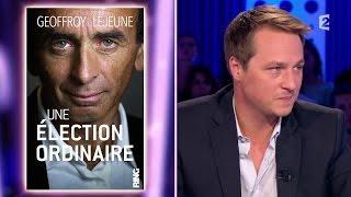 Geoffroy Lejeune - On n'est pas couché 26 septembre 2015 #ONPC