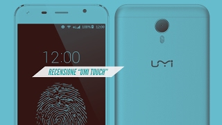 Recensione umi touch by Breaktech