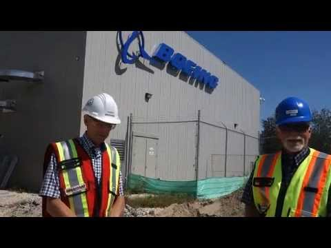 Project Update - Boeing Aircraft Manufacturing Facility