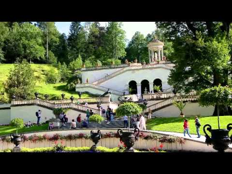 Linderhof Palace - Schloss Linderhof Germany