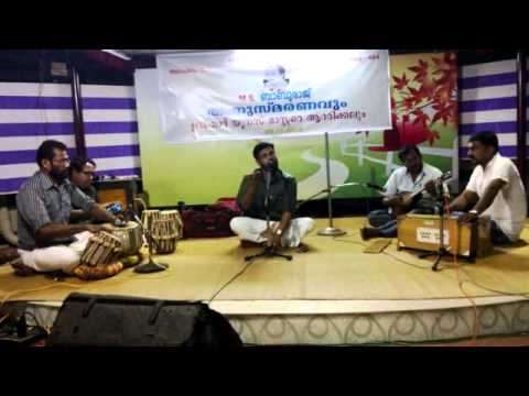 Baburaj Anusmaranam - Kannu Thurakkatha  By Firoz Babu video