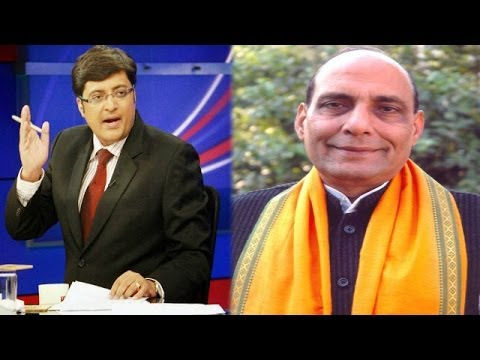 The Newshour  Debate: Politics of symbolism - Full Debate (17th April 2014)