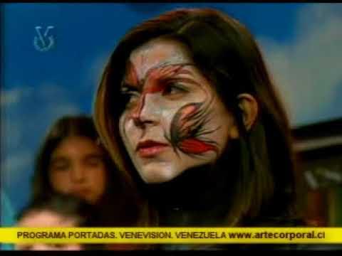 Encuentro Mundial de Arte Corporal Venevision Hube Salamanca
