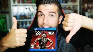 I Played WWE 2K18... Here's What I Thought
