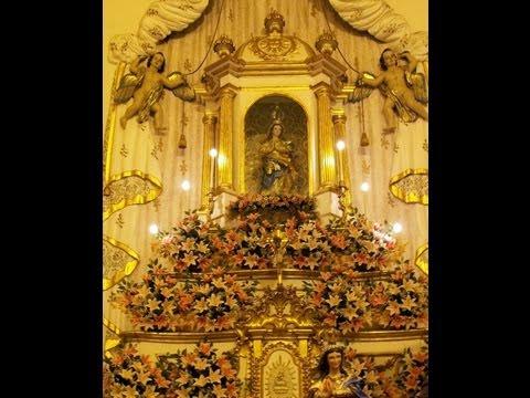 Coroa��o de Nossa Senhora do Amparo