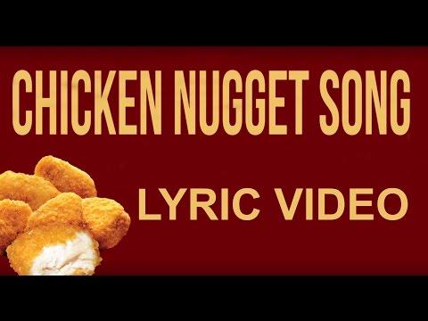 Chicken Nugget Song Lyric Video - Nick Bean