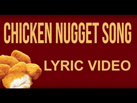 "Chicken Nugget Song ""PARODY"" thumbnail"