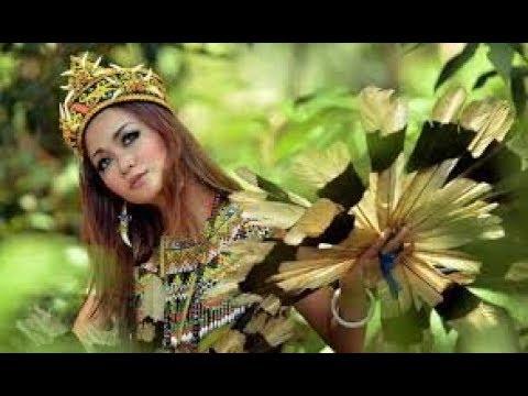 Kuala Kurun - Karungut  Dayak Ngaju  Kalimantan Tengah kesenian khas Dayak