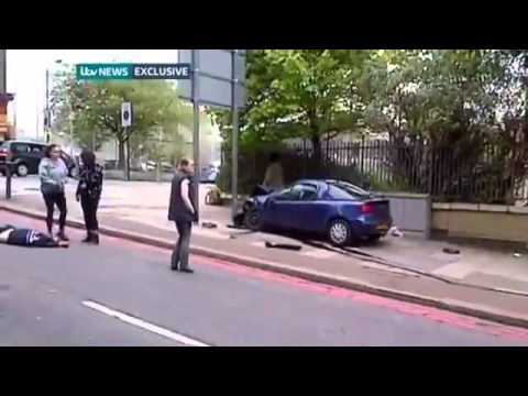 [RAW] Woolwich Murder - 22 May 2013