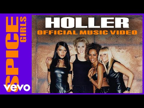 Spice Girls - Holler klip izle