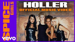 Watch Spice Girls Holler video