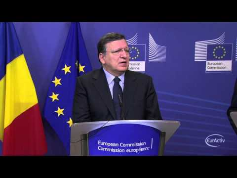 Barroso: Renzi is a committed European