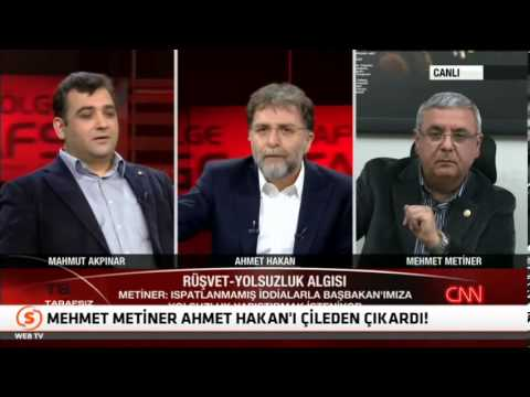 Mehmet Metiner herkesi �ileden ��kard�!