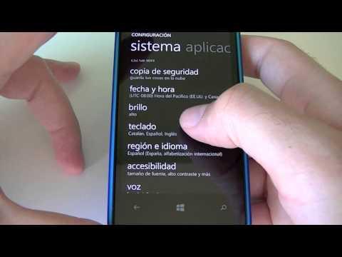 Nokia Lumia 620 analisis: Vistazo General y Sistema Operativo