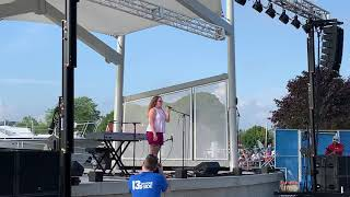 Amaya Fisher Coast Guard Idol 2019