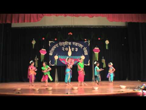Mi Hai Koli - Csmm Diwali Celebration 2013 video