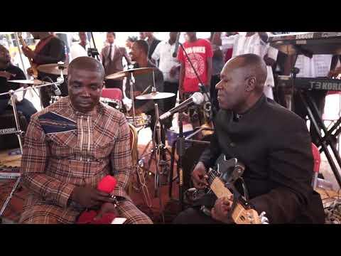 Elder Mireku and Jak Alolome  at Fundreal