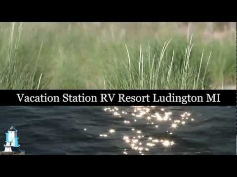 Vacation Station RV Resort Ludington Michigan
